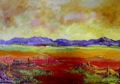 Oil on canvasSize: 600mm x 400mmShipping in South Africa: R70.00