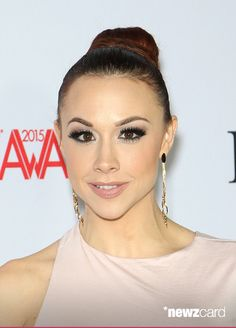 Adult film actress Chanel Preston arrives at the 2015 Adult Video News Awards at the Hard Rock Hotel & Casino on January 24, 2015 in Las Vegas, Nevada.  (Photo by Gabe Ginsberg/FilmMagic)