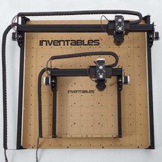 X-Carve is an open-source, next-gen CNC machine for Makers. #Atmel #XCarve #Inventables #CNC #Makers