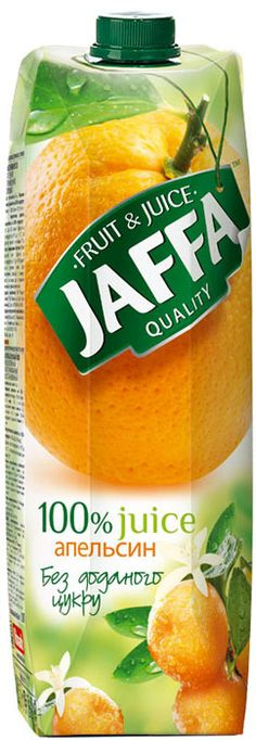 Jaffa - соки (2)