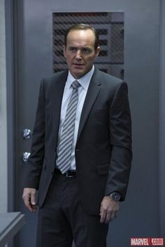 "Clark Gregg as Agent Phil Coulson from ""The Asset"" Marvel Heroes, Marvel Dc, Agents Of S.h.i.e.l.d, Tv Series 2013, Clark Gregg, Marvels Agents Of Shield, Avengers Cast, Phil Coulson, Episode 3"