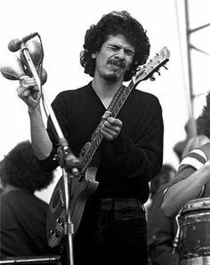 ♫1969 Altamont Concert♫ Santana