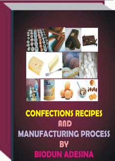 The ebook is all about how to prepare several types of confectioneries for the delight of confectionery lovers-http://fiverr.com/users/xorenxo/manage_gigs