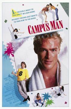 Watch Campus Man (1987) Full Movie Online Free