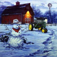 Darrell Bush Country Christmas
