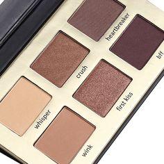 250р - 1 вариант / 6 Color Cocosh She Brand Cosmetics Matt(e) Eye Shadow Palette Nude EyeShadow Naked Eyelid Natural Waterproof Make Up with Mirror-in Eye Shadow from Health & Beauty on Aliexpress.com | Alibaba Group