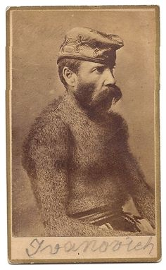 Ivanovich the Hairy Man
