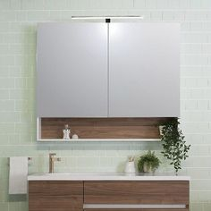 Keep your bathroom organised with our collection of Australian made Mirrored Shaving Cabinets. All of our shaving cabinets use copper-free mirror. Mirror Cabinets, Bathroom Cabinets, Bathroom Storage, Cabinet Lighting, Bathroom Lighting, Shelves Lighting, Shaving Cabinet, Natural Bathroom