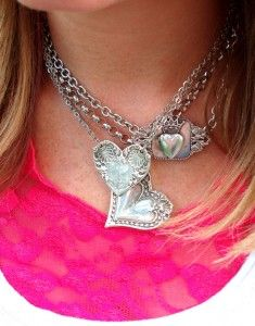 Cort's style  JG spoon necklace