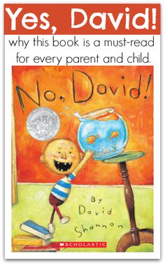 Learn how the star of David Shannon's beloved books can help enforce the rules at home.
