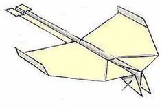 """Die """"Besten"""" Papierflieger der Welt - Bauanleitungen"""