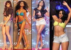 Kamasutra Miss Maxim 2014 finale: Hot babes set the stage on fire (view pics)