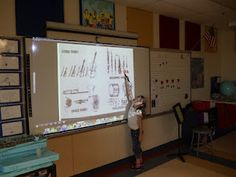 Elda Elem Music - I have found a lot of cool ideas from this teacher's blog....I only wish I had a smart board that big!!! ;)