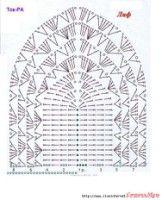 "Gallery.ru / WhiteAngel - Album ""gancho Corpiños (esquema)"""
