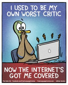Turns out there's LOADS of people who like my stuff less than I do.BONUS PANEL & INSTAGRAM