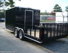 New 2017 Freedom Trailers For Sale by Trailer Country, Inc. available in Land O Lakes, Florida Rv Trailers, Horse Trailers, Trailers For Sale, Taco Cart, Catering Trailer, Utility Trailer, Camping Life, Stuff To Do, Bbq
