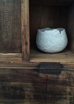 """White Truffle"" Ceramics by Yasunaga Masaomi  「白トリュフ」 陶芸、安永正臣 #pragmata"