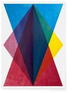 Geometric. by lola. i like geometric patterns.