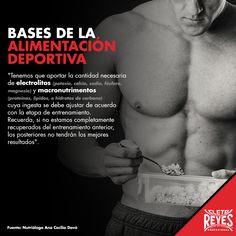 Bases de la alimentación deportiva #box #boxing #workout #fitspo #CletoReyes #health #fitness #salud #gloves #guantes