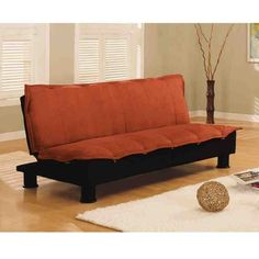 Furniture Fabulous Faux Leather Futon For Living Room Decor pertaining to sizing 1486 X 1486 Faux Leather Clic Clac Sofa Bed - They are the best for Red Sofa, Mattress Furniture, Sofa Reupholstery, Sofa Bed, Home Decor, Modern Sofa Designs, Futon Sofa, Contemporary Home Furniture, Convertible Sofa