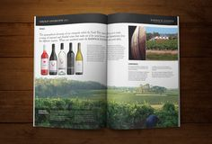 Wine Industry Graphic Design