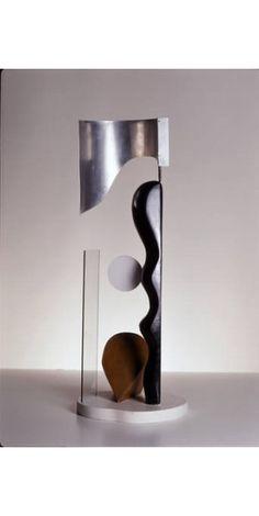 katarzyna kobro, rzeźba abstrakcyjna III, ok. 1924, (rzeźba zaginiona, rekonstrukcja)