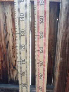 Metric Growth Chart for Kids - Child's Height Ruler Perfect for Your Rustic Decor by ATatteredTag on Etsy https://www.etsy.com/listing/244634493/metric-growth-chart-for-kids-childs