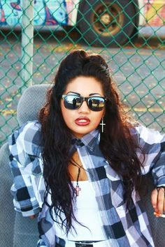 choppy hairstyles for short hair : Cute Chola Hairstyles cholas on pinterest chicano, gangsters and chola ...