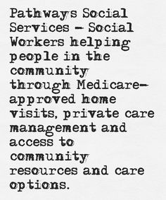 Our Social Workers are always here to help you find the resources you need, whether it is through FSL or another entity. Our goal is to help and serve.