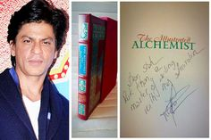 celebrities biography net worths salaries contact numbers paulo  bollywood superstar shah rukh khan was elated to receive an autographed copy of acclaimed writer paulo coelho s the alchemist