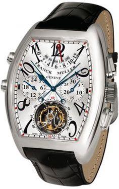 Franck Muller Aeternitas Tourbillon Chronograph 8888 T PR CC Herren Chronograph, Men's Jewelry Rings, Jewlery, Swiss Army Watches, Cool Watches, Men's Watches, Fancy Watches, Patek Philippe, Luxury Watches For Men