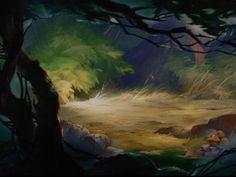 Animation Backgrounds: July 2008