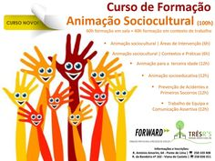 Curso de Formação de Animação Sociocultural