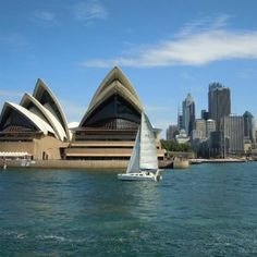 Sydney ✈ by Maria Elena Barilà