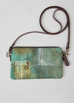 Statement Clutch - Maritime World by VIDA VIDA 3uyxFVkO