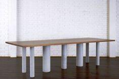 mesa de jantar CAN CAN - CLAUDIA MOREIRA SALLES    DESIGNER CLAUDIA MOREIRA SALLES