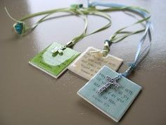 Diy back to school : DIY  Glossy Bookmark or Magnet Gift