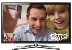 Samsung TV with Skype