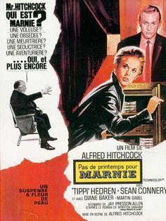 Pas de printemps pour Marnie - Alfred Hitchcock - 1964