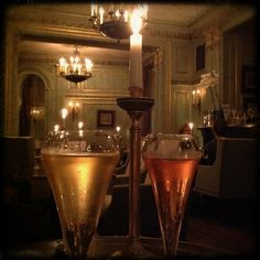 For The Love Of Champagne: Le Dokhan's Champagne Bar, Paris - Something Special