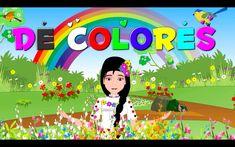 De colores + otras canciones tradicionales y rondas infantiles | Enganch...