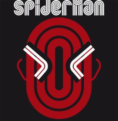 Typographic SuperHeroes, by Massimo Gentile http://mediumitalic.blogspot.it