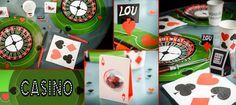 Thème casino - Thema-Deco