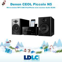 Grand jeu de Noël LDLC ! Vous avez voté pour : Denon CEOL Piccolo N5 : http://www.ldlc.com/fiche/PB00139683.html  RDV le 27/11 pour vous inscrire à notre grand jeu de Noël !