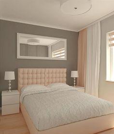 delikatne barwy w sypialni?