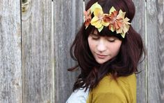 Flower Crown D.I.Y. from Waverly