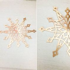 Till more sheet brass arrives in the mail, it is my sworn duty to finish my sheet copper ;) #copper #sawdiary #sawing #snowflake