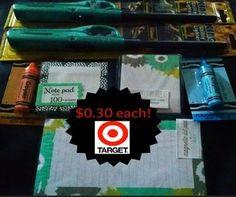 Target:  70% off One Spot (Dollar Spot) Items!