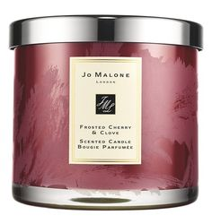 Can they make the Jo Malone Frosted Cherry & Clove Candle into a fragrance?!