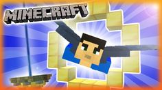 Minecraft 1.9 Elytra Flight Minigame—Practise Your Flying Skills! - http://gearcraft.us/minecraft-1-9-elytra-flight-minigame-practise-your-flying-skills/